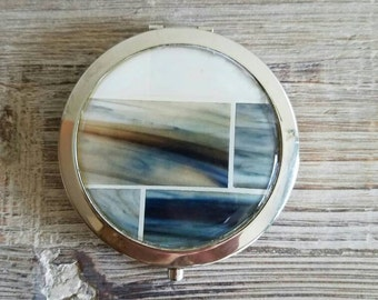 Waves Compact Mirror