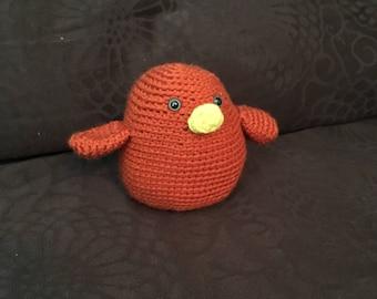 Jay the Bird (Stuffed Animal)