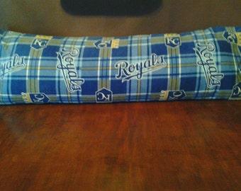 Kansas City Royals Body Pillow Cover