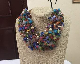 Colorful Jewelry, Artistic Jewelry, Beautiful Jewelry, Unique Jewelry, African Jewelry, Traditional African Jewelry, Africa, Beaded Jewelry
