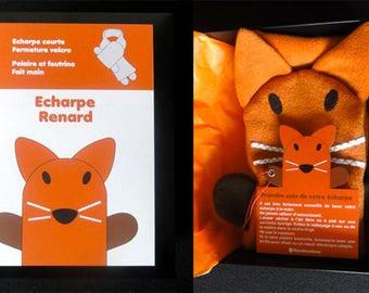 Boîte cadeau personnalisée pour écharpe (ne peut être vendue seule)