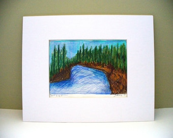 Utah Fly Fishing Drawing Trout Provo River Heber Valley Wasatch County