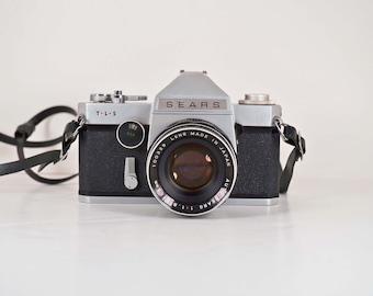 Vintage Sears TLS 35mm Camera