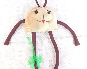 Baby Toy, Baby Soft Toy, Toodler Toy, Stuffed Toy, Brown Toy, Baby Gift, Gift Ideas