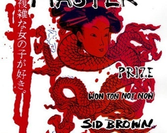Drunken Master zine issue 11