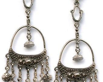 EdieSedgwick Inspired  Superstar Dangle Earrings