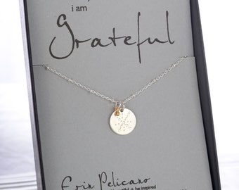 Best Friend Gift Thank you Gift Bridesmaid Gifts Inspirational Gift Retirement Gifts Graduation Gift for Her Spiritual Jewelry