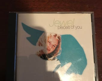 "Vintage CD/ Jewel ""Pieces of You""/ 1994"