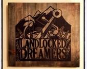 Landlocked dreamers...
