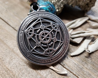 CIRCLE of TRANSFORMATION Talisman // Made to Order