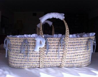 Moses basket / alcofa