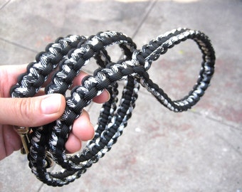 550 Paracord Dog Leash, Ultralight Backpacking, Outdoor Survival Gear