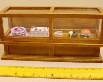 Dolls House Miniature Shop display Unit