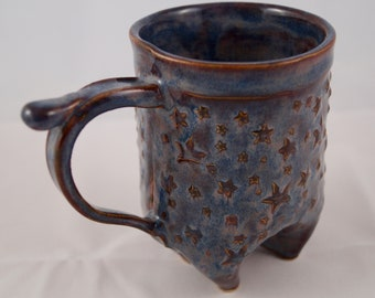 Ceramic Cup with pattern