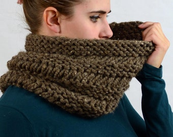 Comfy Drop Stitch Cowl