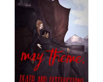 May box- Death and Destruction