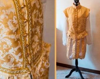 Tudor style Costume 1400/1500