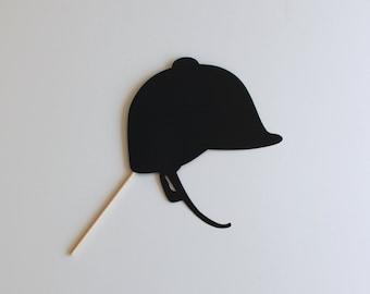 Jockey Hat Photo Booth Prop