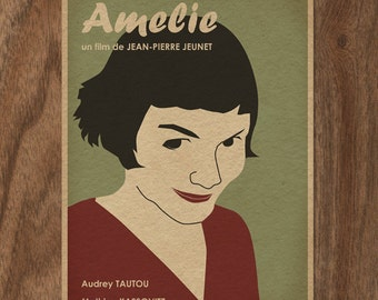 Amelie 16x12 Movie Poster