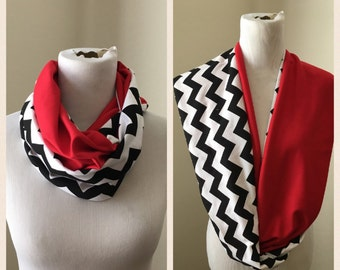 Falcons scarf