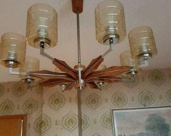 Vintage ceiling lamp vintage lamp chandelier