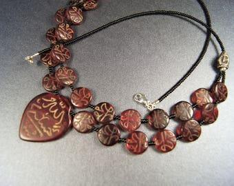 Hadj Pilgrimage Beads Necklace