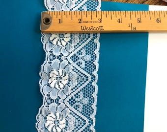 Vintage Lace, 5 1/4 Yards of Lace