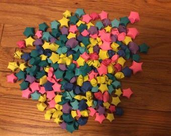 300 Origami Wishing stars