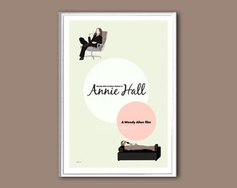 Annie Hall movie poster in various sizes