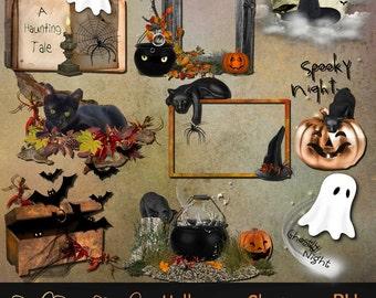 Halloween Clusters 2015
