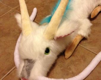 Made to order-Spirited Dragon Plush