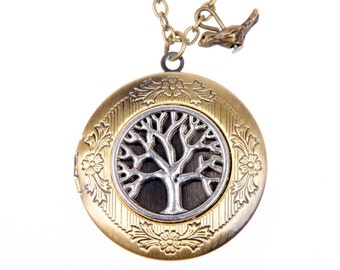 Tree of life Necklace locket, 2020m