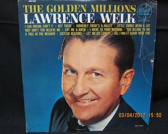 Lawrence Welk The Golden Millions - Dot Records
