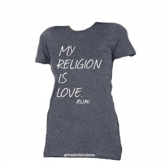 My Religion is Love~Rumi
