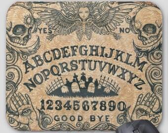Ouija Board Angel Mouse Pad