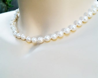 Pearl Re-stringing Services / Hand Knot My Pearls for Me / Repair