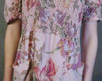 Vintage cut-off Carol Anderson dress