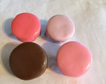 French Macaron Pins!!