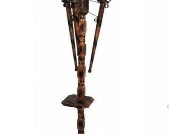 Viking lantern,Viking lamp,medieval lantern,torch lantern,re-enactment lantern,viking lighting,viking decor,viking artwork,viking style lamp