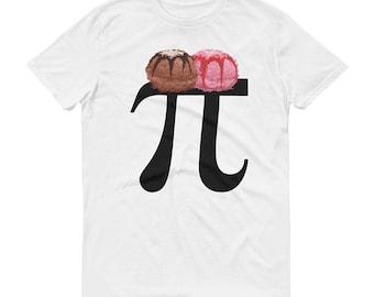 Pi a la Mode Short-Sleeve T-Shirt. Perfect gift!
