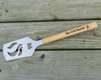 The Grill Master Spatula with Bottle Opener
