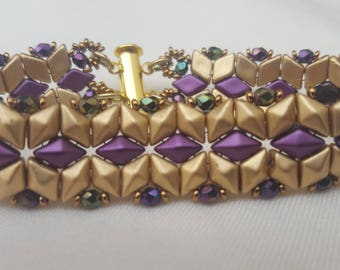 DiamonDuo Cuff Bracelet
