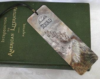 Read, Think, Wonder Bookmark