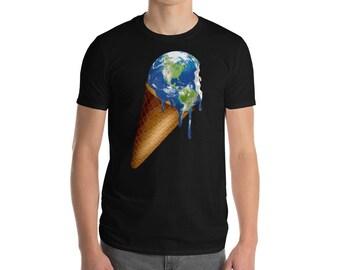 Environmental Tshirt Climate Change Shirt Earth Day Shirt Global Warming Shirt Earth Shirt Environmental Gift