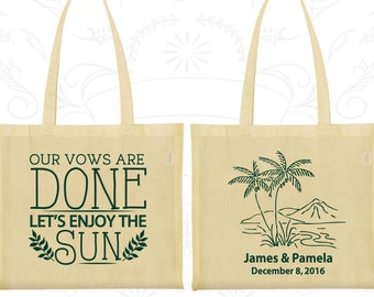 Personalized Tote Bags, Tote Bags, Wedding Tote Bags, Wedding Welcome Bags, Custom Tote Bags, Wedding Bags, Wedding Favor Bags (506)