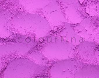 Neon Purple Fluorescent Pigment