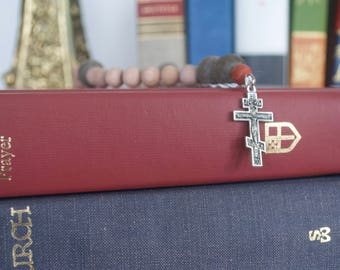 NEW Anglican Rosary | Prayer Beads | Rosewood and Greywood