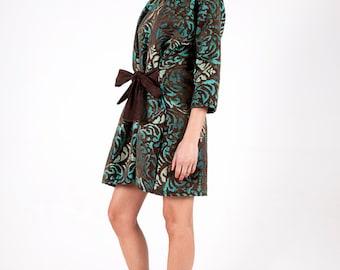royal emerald dress