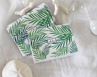 Aloha Folded Card