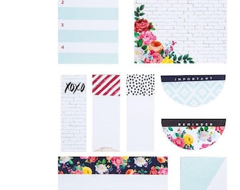 Hobby Lobby  Petal Blooms- Floral Sticky Notes